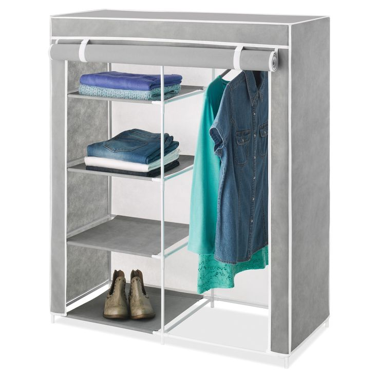 Best 25 Freestanding Closet Ideas On Pinterest Diy