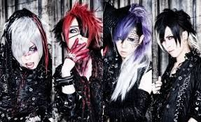 Scapegoat // Visual Kei Band // 2015 haru is my favorite <3 comment your favorite band member of Scapegoat. These guys need to become more popular