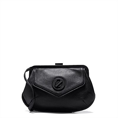 #mimco Tribute Clutch in Black