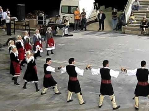 Λητός (Πουστσένο) Παραδοσιακός Χορός Μακεδονίας