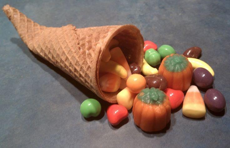 Edible Thanksgiving Craft Ideas!