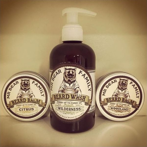 hairmakergrTake care if your beard with the best products! #mrbearfamily #bestproducts #beard #beardcare #beardlove #beardlifestyle #beardstyle #beardbalm #beardwash