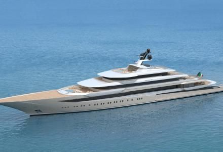 Fincantieri teams up with Horacio Bozzo for 120m project Private Bay