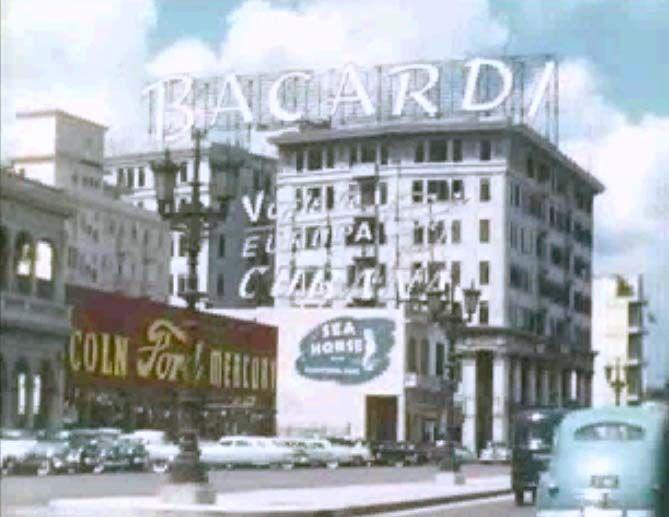 CUBA en su gloria - SkyscraperCity - Agencia Ford, 1955