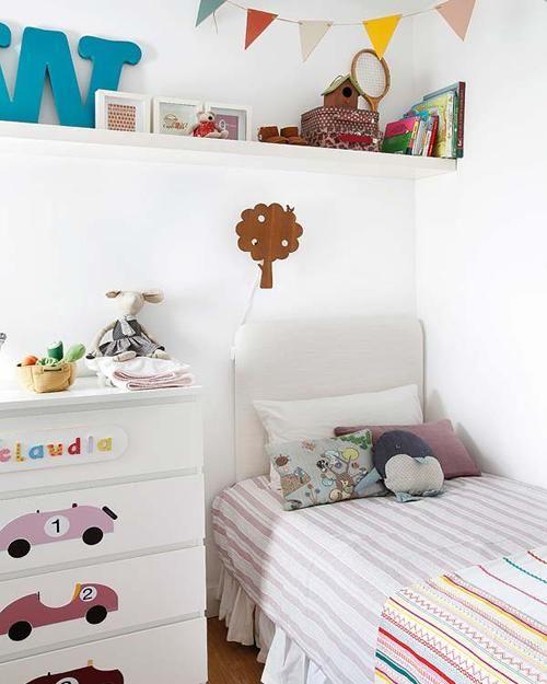 Reformando la habitación del bebé.