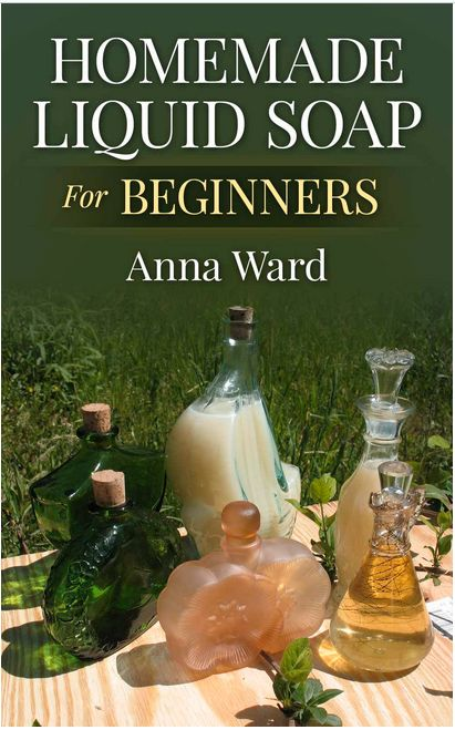 Homemade Liquid Soap Recipes for Beginners - Free ebook download. Learn how to make your own liquid soaps with recipes.