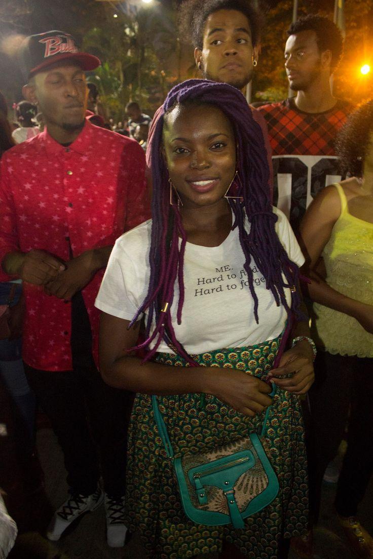 #YarnLocs #Purple #AfroArte