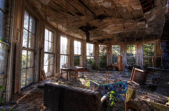 in Vienna, Austria | Amazing abandoned places. | Pinterest ...