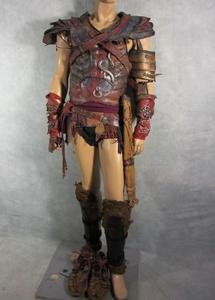For Auction: Spartacus Spartacus Liam McIntyre Screen Worn Stunt Rebel Armour SS 3 COA | eBay