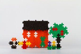 Amazon.com: Plus-Plus Midi Size Basic Color Assortment, 100-Piece: Toys & Games