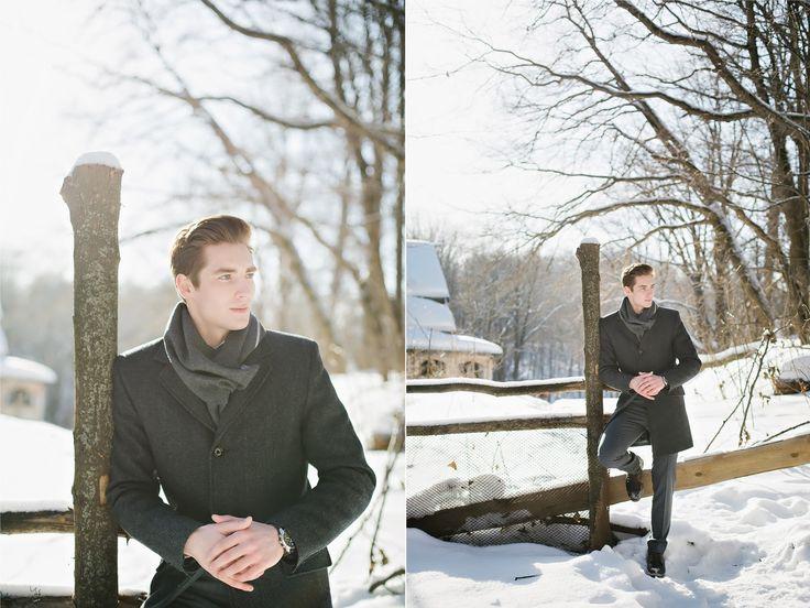 Свадебная зимняя фотосъемка, фотограф Роман Шумилкин