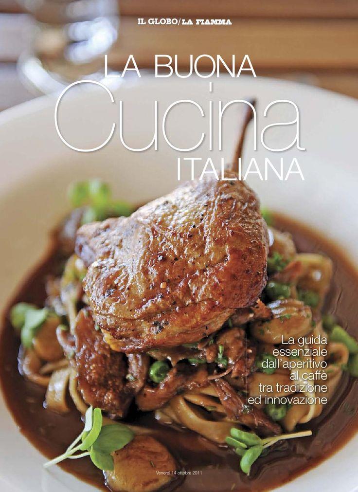 CUCINA 2011  Italian Cooking Insert