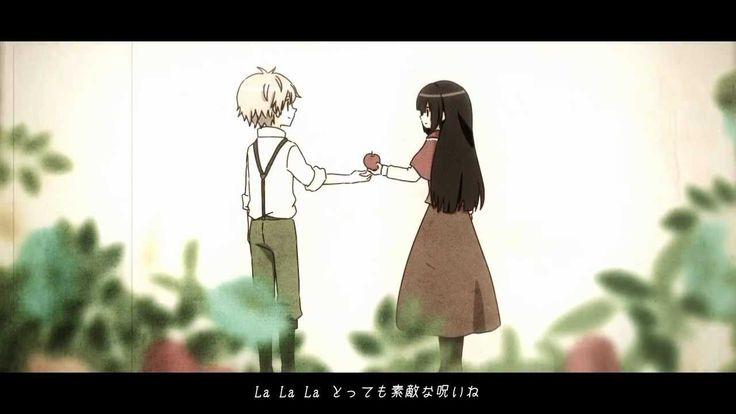 【MV】林檎売りの泡沫少女 / GUMI