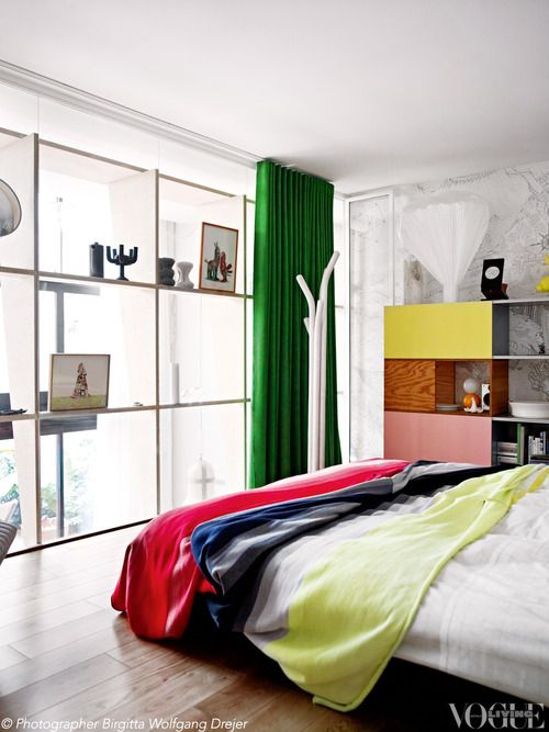 Colorful Bedrooms 378 best colorful bedrooms images on pinterest | architecture