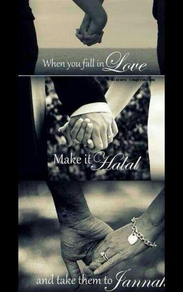 Make it Halal In shaa Allah ♡