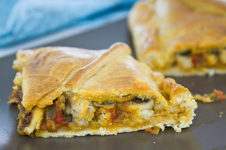 e-cocinablog: empanada de verdel