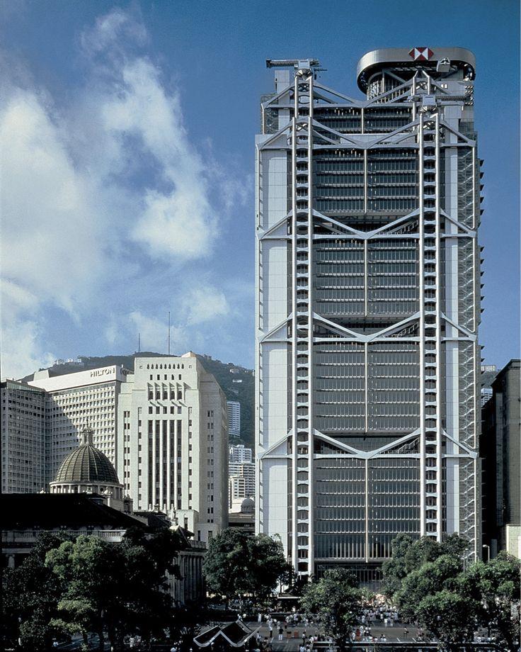 Sir Norman Foster Highteh Honkongi Bank Google Keres 233 S