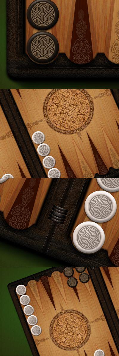 Dribbble - backgammon_big.png by Sencer Bugrahan