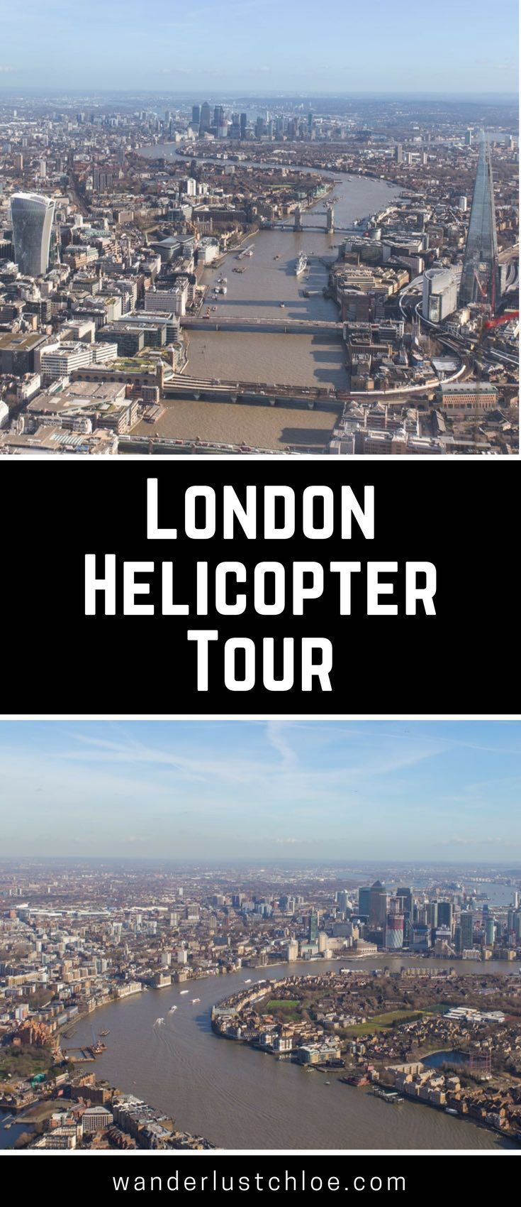 Helicopter Tour Of London. As bucket list activities go, a helicopter flight over London has to be one of them!From flying past Buckingham Palace, to circling the Shard and seeing the London Eye and Houses of Parliament, this is the ultimate tour of London. Find out what to expect on the day and how to book. | #helicopter #london #bucketlist #travelondon #londontravel #londonhelicopter