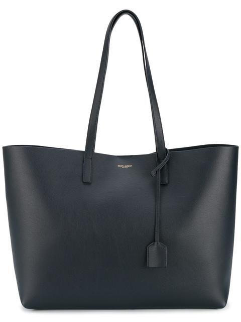 Saint Laurent большая сумка-шоппер