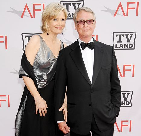 Diane Sawyer Once Gushed About Mike Nichols' Romantic Side - Us Weekly..<3 RIP dear and sweet man, Mike Nichols..you'll be truly missed by most everyone. You were a true genius. <3