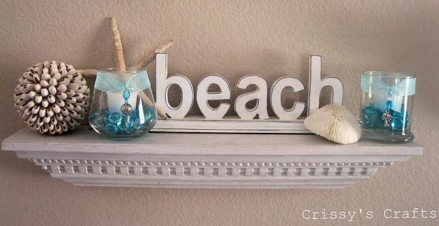Thinking of doing one of the bathrooms in a beach theme