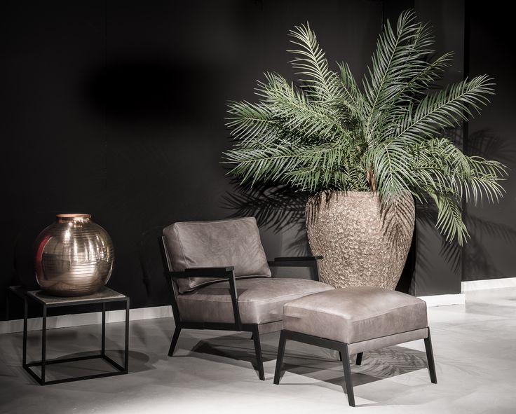 Smoke fauteuil by BAAN l sfeerimpressie l Woonindustrie