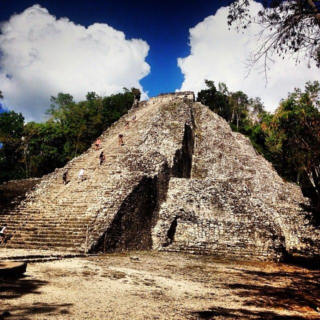 809 Best Coba Mexican Mayan Ruins Images On Pinterest