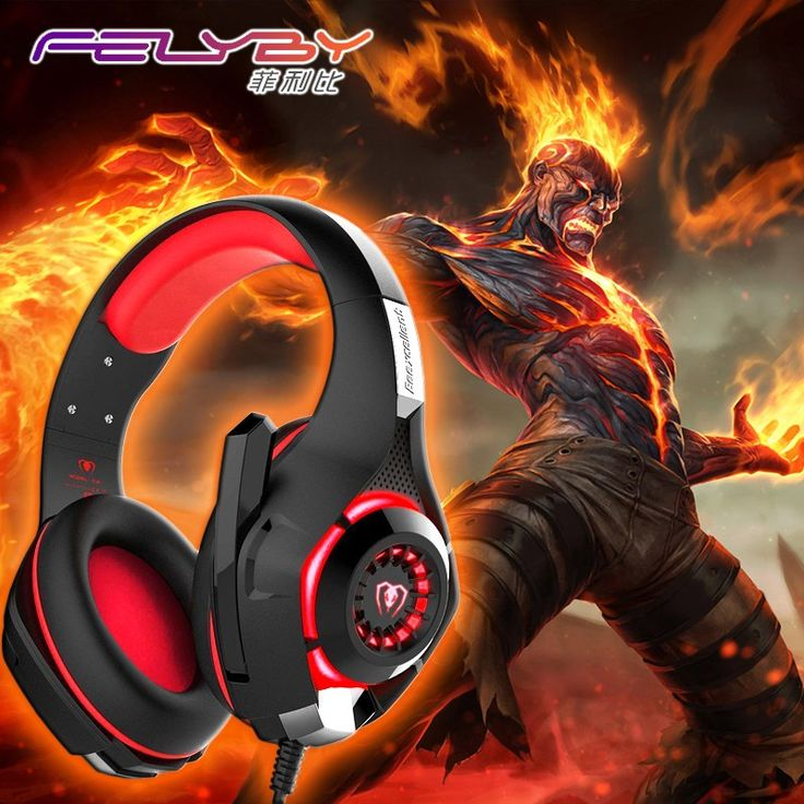 Cheapest prices US $19.97  New gaming headphones for a mobile phone PS4/PSP/PC 3.5mm Wired Headphone with Microphone LED Lamp Noise Canceling Earphone  Get discount for product: Tablet PC