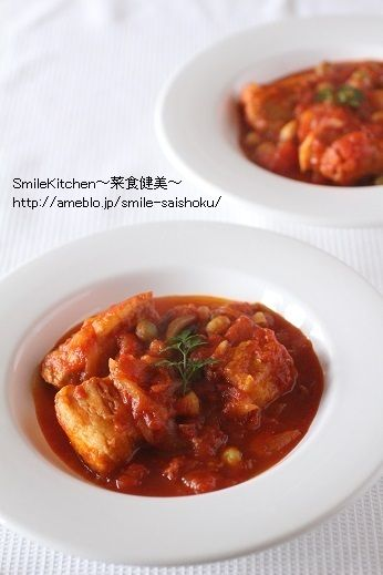 レシピ【疲労回復に!!豚バラ肉と玉ねぎのトマト煮込み】&OFF会 ...