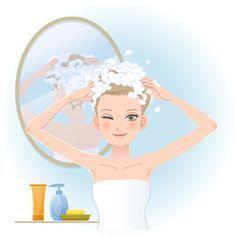 Anti-Schuppen-Haarwasser