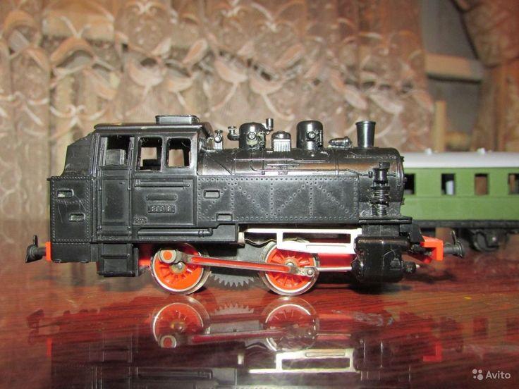 Железная дорога ретро — фотография №1