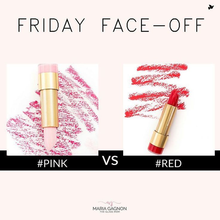 Welcome to my Friday Face-off!  Share your pick below by simply writing the #pink or #red  along with the #fridayfaceoff hashtags.   Have fun dolls! Muah xoxo             Stock photo: #hcstyledstock @rachelrouhana   #dreams #festive #lifestyle  #makeup #beauty #friday  #makeithappen #bringiton #fempreneur #calledtobecreative #colorlove #brandinginspiration #blush #justpink #instalike #goals #instaglam #glam #profesh #thatsdarlingdarling #chic #instapink #inspiresomeone…