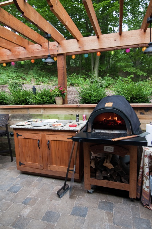 Is it possible to have our own wood fired oven at home? LOL.. then we can have endless pizza!