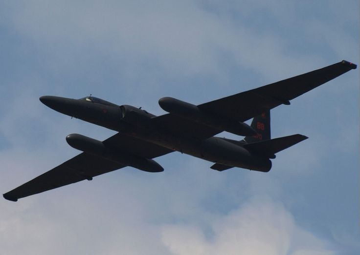 LAX Computers Downed as U-2 Spy Plane Travels 60,000 Ft Overhead | Maggie's Notebook