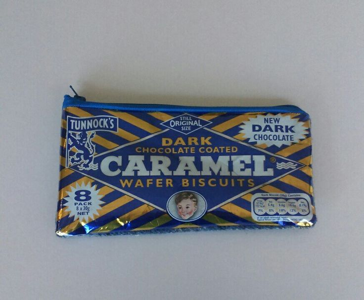 Tunnocks Caramel Chocolate Wrapper Gift