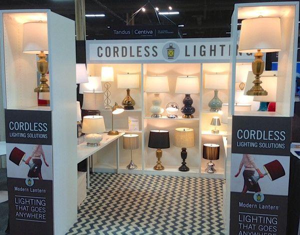 Modern Lantern at HD Expo trade show