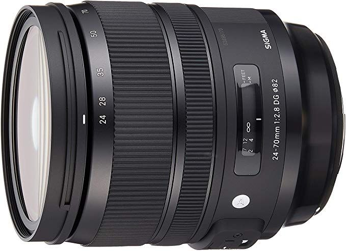 Sigma 24 70mm F2 8 Dg Os Hsm Art Objektiv 82mm Filtergewinde Fur Canon Objektivbajonett Art Lens Canon Lens Best Canon Lenses
