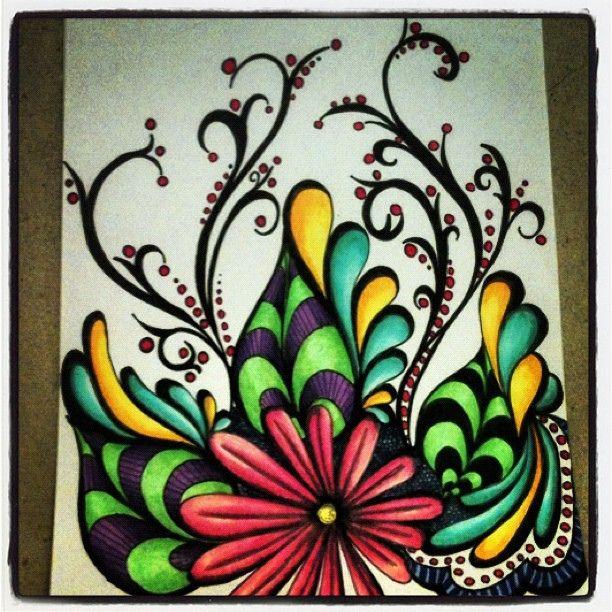 5322 best Zentangle Art images on Pinterest