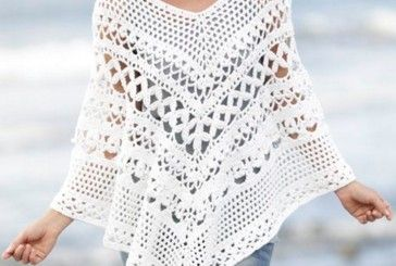 You'll Love These Crochet Ponchos and they're Free Patterns