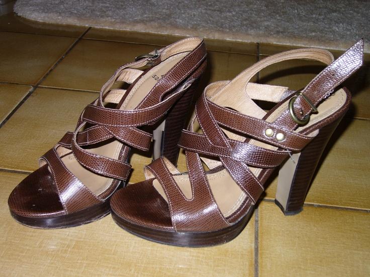 Sachi brown sandals