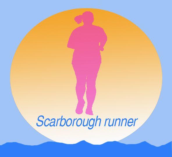 Scarborough runner logo
