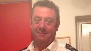 Man killed in Ventnor named as prison officer Nick Medlin  BBC News