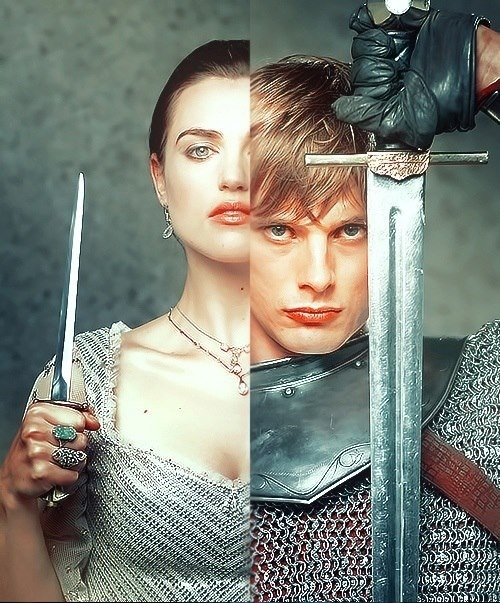 Sibling could never be so different. One let darkness consume her. The other fought it until the day he died.