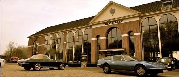 The Gallery in Brummen, een prachtige verzameling oldtimers en meer..