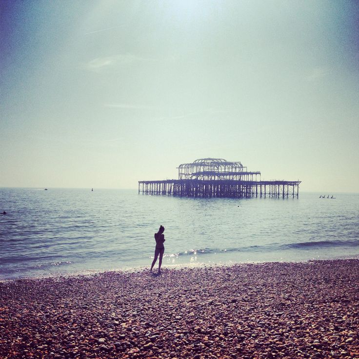 Brighton, the setting of my fave books: Peter James dead series