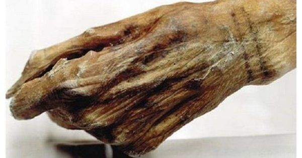 Rossella Lorenzi Discovery News © Strictly copyrighted Museo Archeologico dell'Alto Adige. www.iceman.it A tattoo is visible on the Iceman's wrist. Oetzi, the Tyrolean Iceman entombed beneath an alpine glacier some 5,300 years ago, is the oldest tattooed human, according to a new study. The...
