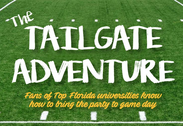 Find out how UF, FSU and USF fans spend the perfect game day | South Tampa Magazine | August/September 2016