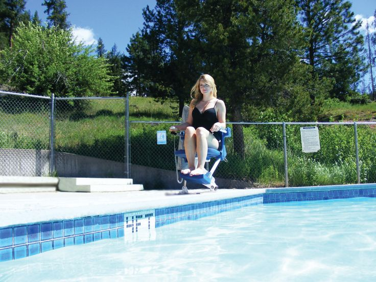 14 best aquatic therapy images on pinterest ground pools exercise and exercise equipment for Swimming pool lifting out of ground