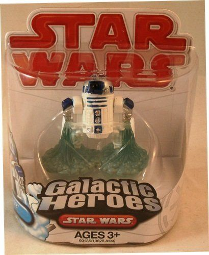 Star Wars Galactic Heroes R2D2 by Galactic Heroes * To view further for this item, visit the image link.
